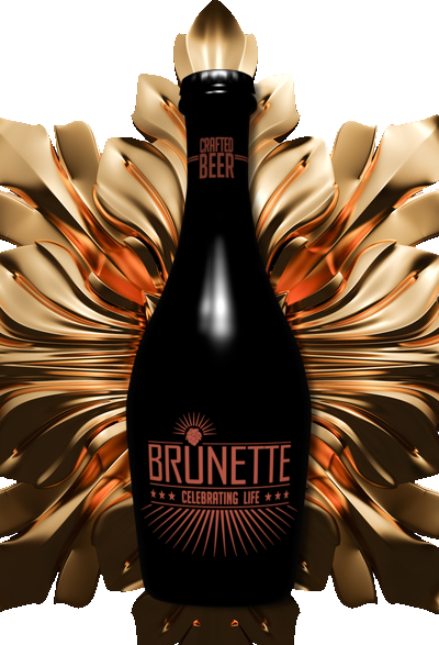Blondine & Brunette Beer