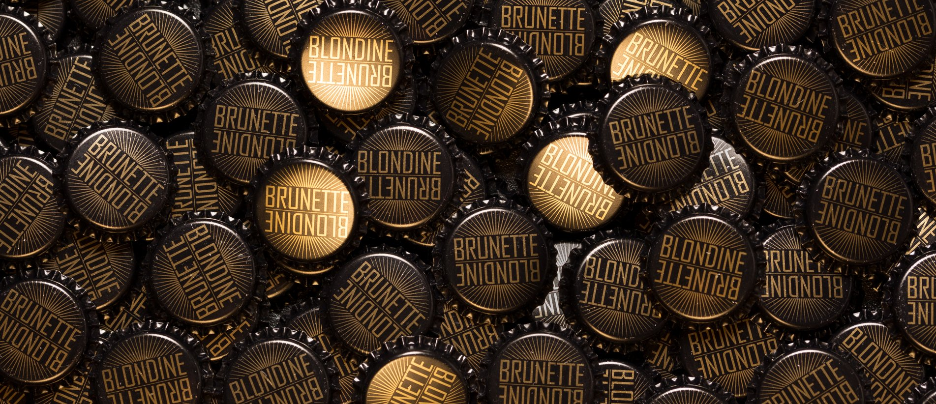 Blondine and Brunette Craftet Beer